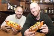 Pop-up hot dog and cocktails bar in town centre tomorrow, Saturday